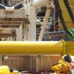 880 Tonne Lifting Test by Britlift in Mexico