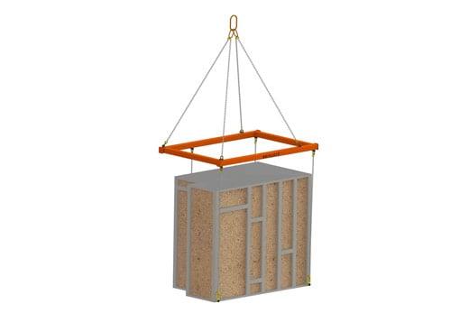 Pod Lifting Frame