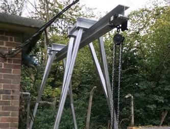steel-gantry